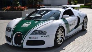Os 9 carros de polícia mais caros do mundo